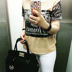 "22 mentions J'aime, 1 commentaires - 🎀Blogueira🎀 (@lena__gomes) sur Instagram: ""Look do dia ! #foto #lookdodia #lookdujour #lookoftheday #moda #mode #modafeminina #mulhervaidosa…"" Hermes Birkin, Feminism, Instagram Posts, Fashion, Look Do Dia, Feminine Fashion, Pictures, Hermes Handbags, Moda"