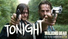 "The long awaited Daryl & Rick reunion;  S6  ""The Next World"""