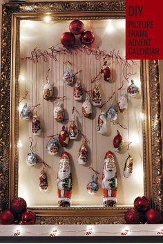 Cute Last Minute DIY Adventskalender DIY Adventskalendar selbstgebastelter Adventskalender Adventskalendar selber basteln Adventskalendar