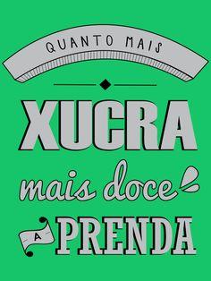 Camiseta Infantil Quanto Mais Xucra - Verde - Infantil - Vitrine - Trapo Tri