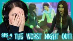 The worst night out in Oasis Springs! New The Sims 4 Console episode!