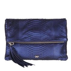 Huxley Clutch in Navy - click for more information