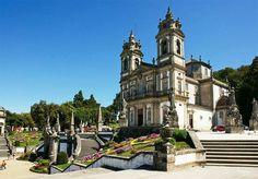 Braga, Bom Jesus