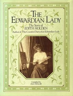 Edwardian Lady: Life of Edith Holden by Ina Taylor https://www.amazon.co.uk/dp/0718119207/ref=cm_sw_r_pi_dp_x_tk2MybTARNHCW