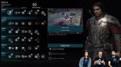 SHADOW OF WAR will grant enough Skill Points to unlock ALL SKILLS