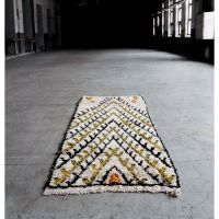 Berber Rug, made by Azilal Tribe. Find out more: www.madesign.fi