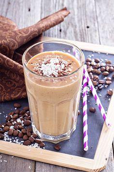 Thai Iced Coffee Shakeology... Recipe for my friends with chocolate Shakeology mix.  Judybowers@beachbodycoach.com