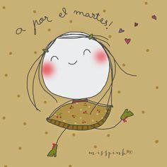 misspink: A por el martes con una sonrisa!!!