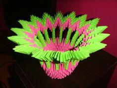 Trusha | Album | Flower Vase… | 3D Origami Art
