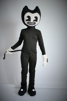 Bendy and the ink machine Halloween for kids costume for sale