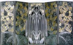 Image result for L'oasis Screen in Iron and Brass