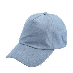 Denim Wash Cap | Kmart
