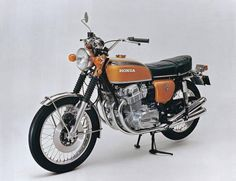 1972 CB750 FOUR K2