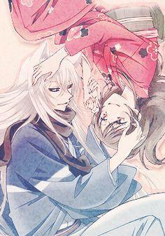 Tomoe & Nanami | Kamisama Hajimemashita