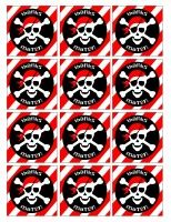FREE PARTY PRINTABLES   Pirate, Bee, Ladybug, owl, etc) AWESOME