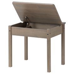ikea sundvik desk greybrown cm a desk for drawing studying reading and doing hobbies that also fits in a small space