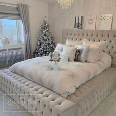 The Superior Bed - The Luxury Bed Company Bedroom Bed Design, Girl Bedroom Designs, Room Ideas Bedroom, Decor Room, Living Room Bedroom, Home Decor Bedroom, Bed Company, Bohemian Style Bedrooms, Luxurious Bedrooms