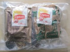 Vacuum Packed DIY Shelf Stable Food Rations - Under $3 a day, compared to $20 a day with MRE's. Great for camping/hiking.