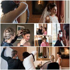Styled Shoot: Vintage boudoir shoot in Kasteel Vanenburg Bridal Style, Bridal Dresses, Make Up, Vintage, Collection, Fashion, Seeds, Bride Dresses, Moda