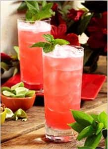 Tommy Bahama Hibiscus Lime Cooler Recipe Supporting Breast Cancer Awareness.  Find this recipe at http://www.cravelocal.com/food-drink/tommy-bahama-supports-breast-cancer-awareness/