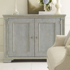 The Foundry Accent Chest
