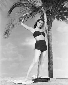 Yvonne De Carlo, 1950 - John Springer Collection/Corbis via Getty Images