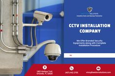 Are you looking for CCTV installation service in Orlando. Contact Wetter Solutions, they serve the best installation services and security products. Best Security Cameras, Computer Security, Security Solutions, Security Products, Cctv Camera Installation, Android Secret Codes, Structured Cabling, Computer Repair Services, Cctv Surveillance