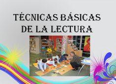 Técnicas Básicas de Lectura - http://materialeducativo.org/tecnicas-basicas-de-lectura/