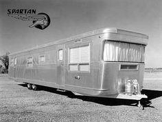 Spartain is actually higher quality than Airstream but very hard to find