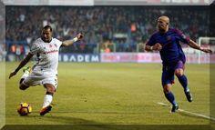 Kardemir Karabükspor, sahasında Galatasaray'ı devirdikten sonra Beşiktaş'ı da yenerek zirve yarışını karıştırdı.