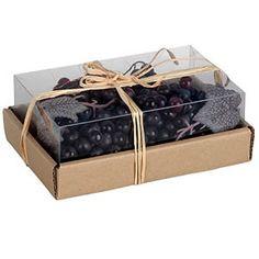 $7.99  2 grape clusters in box FantasticDecor - Home & Garden Accents