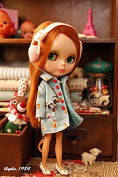 1972 kenner blythe Red hair | Flickr - Photo Sharing!