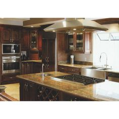 "Century Home Living 15"" x 30"" Kitchen Wall Cabinet Finish:"