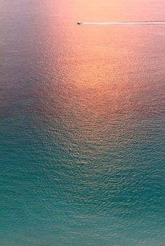 This ocean at sunset is incredibly fantastic!