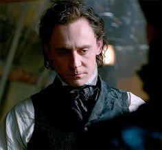 Tom Hiddleston, Crimson Peak.