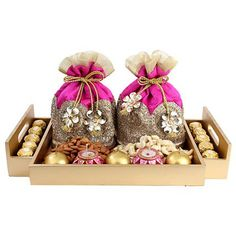 Corporate Diwali Gifts for Clients, Diwali Corporate Gift Ideas for Employees, Sweets in Treasure Box Diwali Party, Diwali Diy, Diwali Craft, Ferrero Rocher, Diwali Gift Packs, Diwali Gift Box, Diwali Gift Hampers, Corporate Diwali Gifts, Diwali Dhamaka