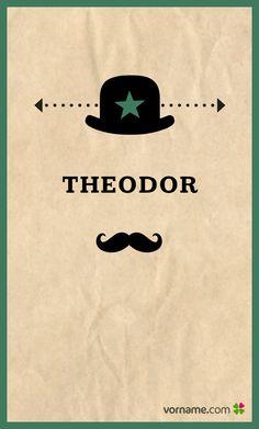 Dir gefällt der Name Theodor? Hier erfährst Du alles über seine Herkunft und Bedeutung!