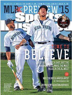 Robinson Cano & Felix Hernandez, Sports Illustrated (March 2015)
