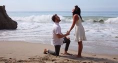 I would Love to have a proposal/ wedding on the beach. Kari jobe engagement