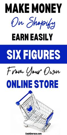 Make money on Shopify: how to start a profitable dropshipping business even if you have no experience. Build your own online store and make money online. Find out why Shopify is the best choice to start your online business and make money from home.  Earn 6-figure online income every month.#dropshipping#makemoneyonshopify#makemoneydropshipping#onlinebusiness#makemoneyonline Make Money From Home, Make Money Online, How To Make Money, Ecommerce Jobs, Dropshipping Suppliers, Drop Shipping Business, Online Income, Custom Labels, Online Business