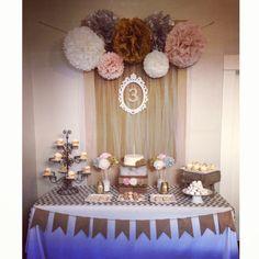 Isabella's Vintage Princess Birthday Party