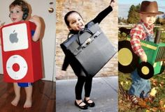 So cute- kids creative halloween costume ideas