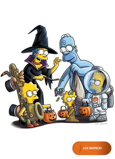 ¿Qué sería de Halloween sin los disparates de Homero? Los Simpson - Domingos 20.30 #LosSimpsonEnFOX http://www.canalfox.com/simpson