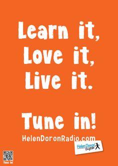 Listen to Helen Doron Radio!