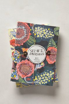 pretty journals are a weakness of mine.