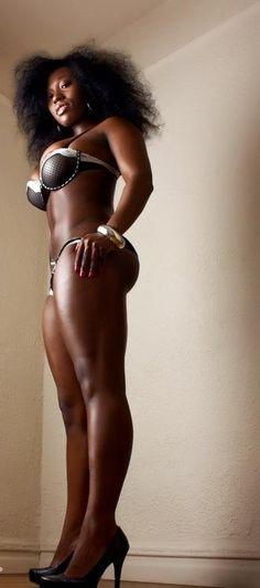 Ebony Girl : Photo