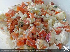 Hüttenkäse - Apfel - Salat, ein gutes Rezept aus der Kategorie Frühstück. Bewertungen: 18. Durchschnitt: Ø 4,2.