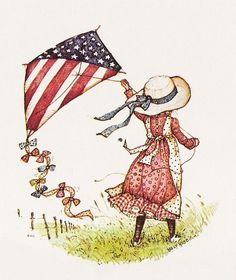 Holly Hobbie | Holly Hobbie | July 4th