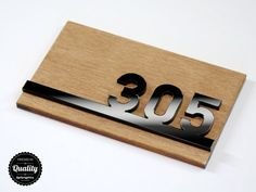 Set wooden sign with acrylic letters for Hotel signage, WC sign, Hotel room number sign, Fire extinguisher and hose sign, Hotel door sign - Best Hotels Design Hotel Signage, Wayfinding Signage, Signage Design, Office Signage, Banner Design, Door Number Sign, Door Numbers, House Numbers, Wc Symbol