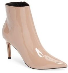 Women's Topshop Mimosa Pointy Toe Bootie